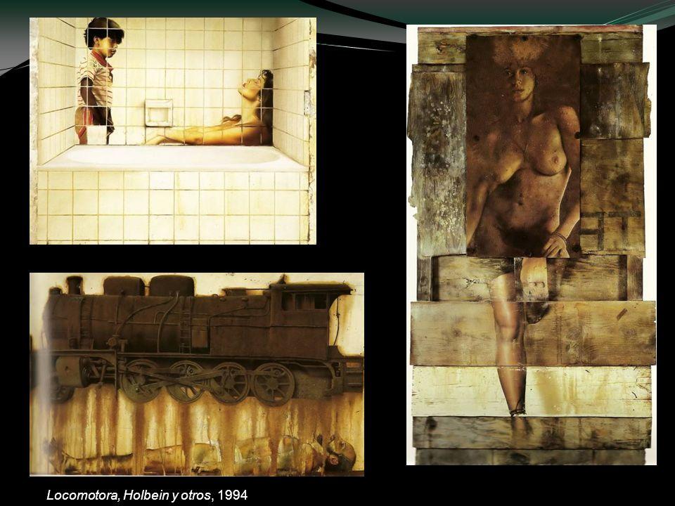 Locomotora, Holbein y otros, 1994