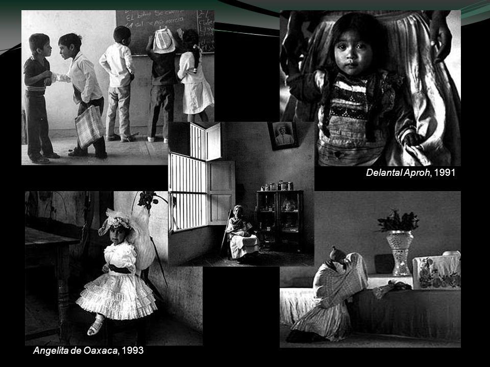 Delantal Aproh, 1991 Angelita de Oaxaca, 1993