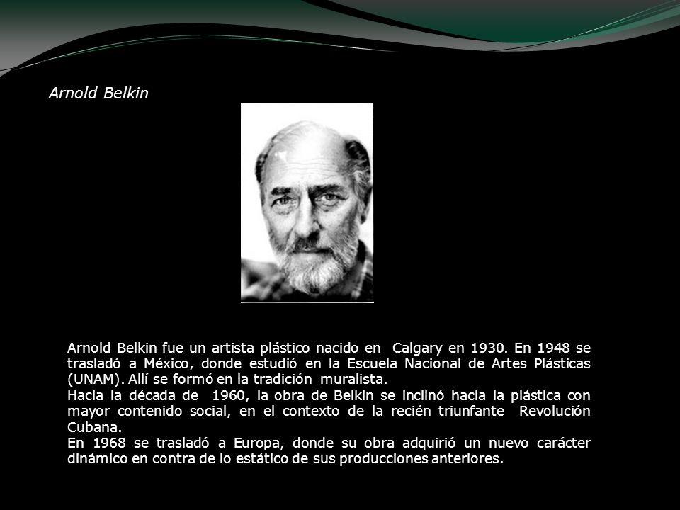 Arnold Belkin