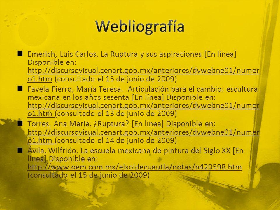 Webliografía