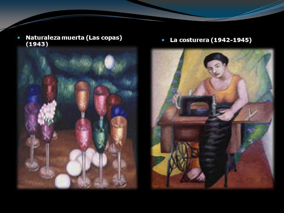 Naturaleza muerta (Las copas) (1943)