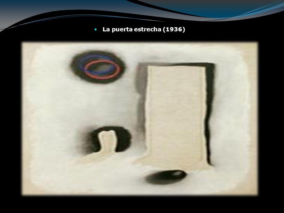 La puerta estrecha (1936)