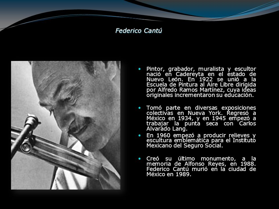 Federico Cantú