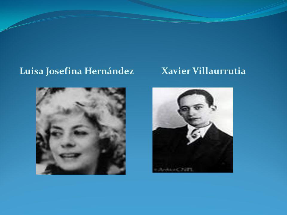 Luisa Josefina Hernández