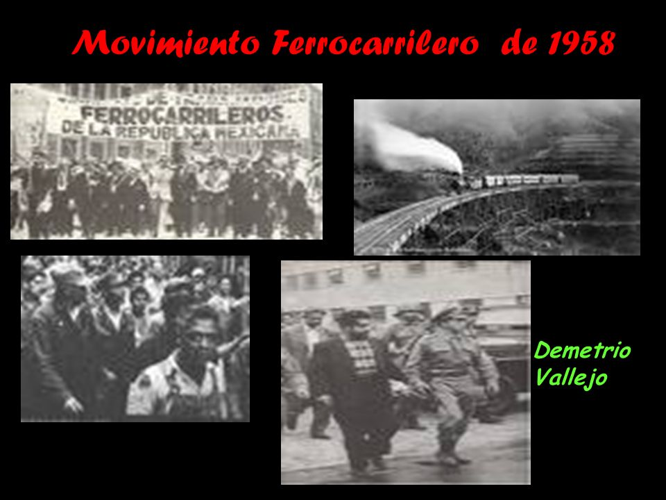 Movimiento Ferrocarrilero de 1958