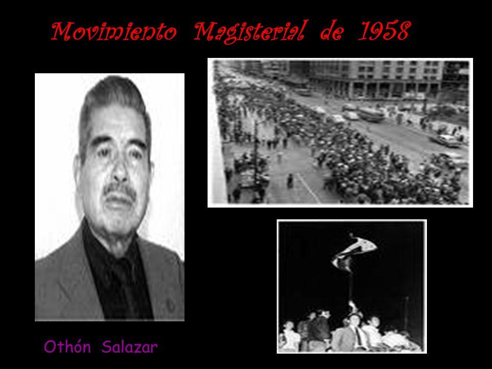 Movimiento Magisterial de 1958