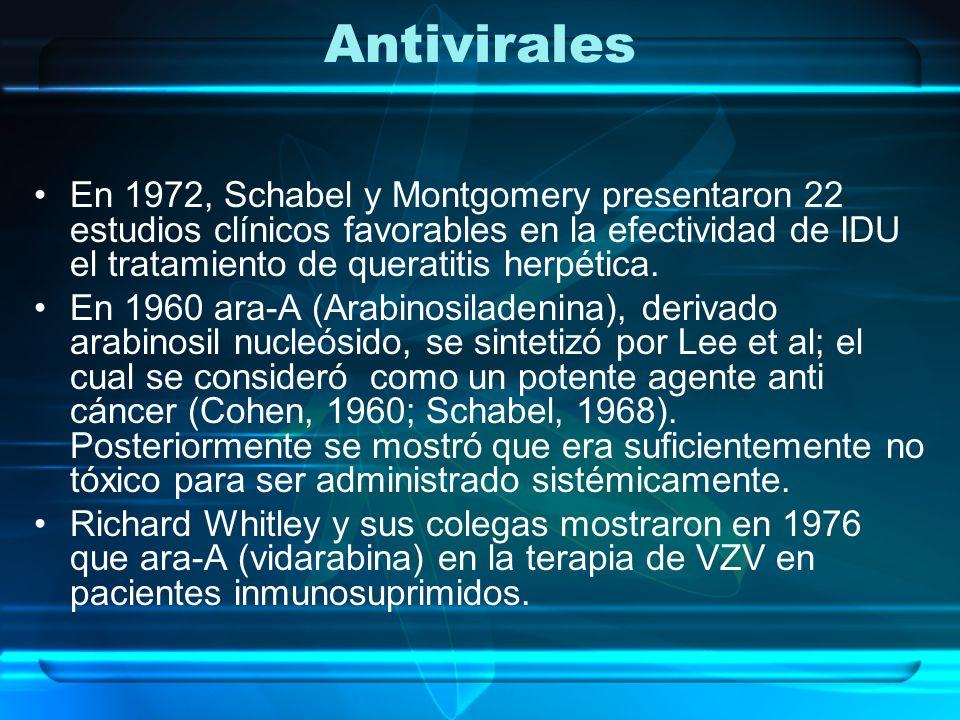 Antivirales