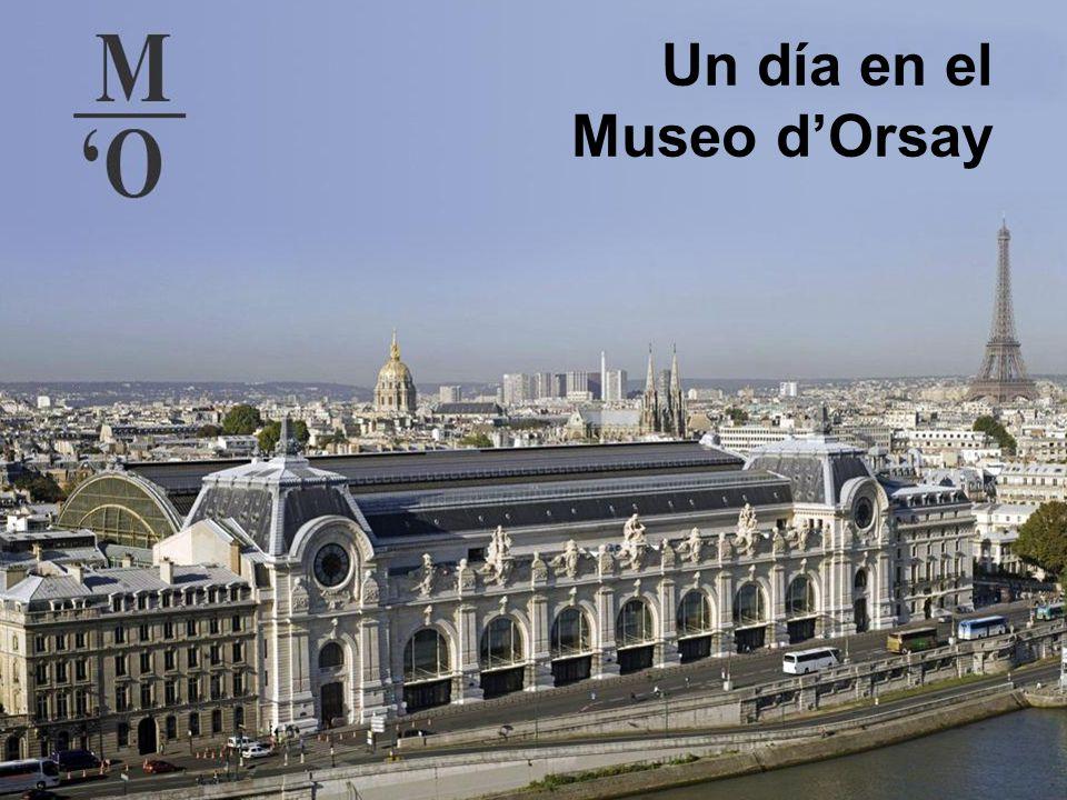 Un día en el Museo d'Orsay