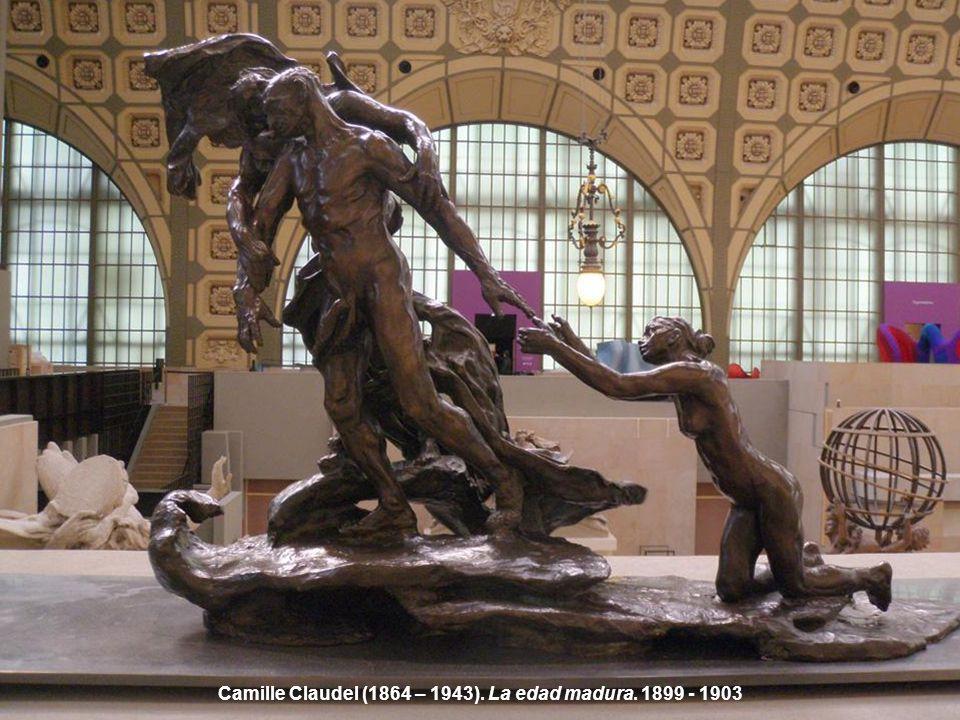 Camille Claudel (1864 – 1943). La edad madura. 1899 - 1903