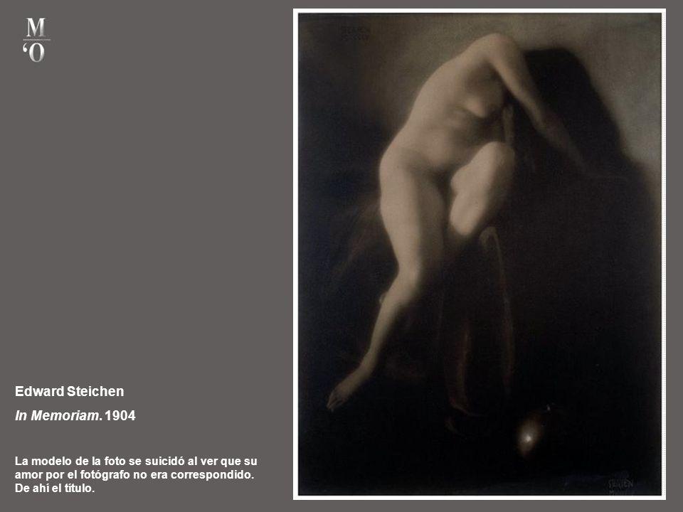Edward Steichen In Memoriam. 1904