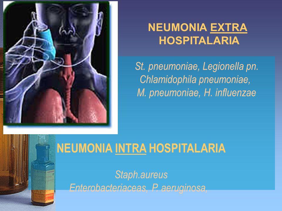 NEUMONIA INTRA HOSPITALARIA