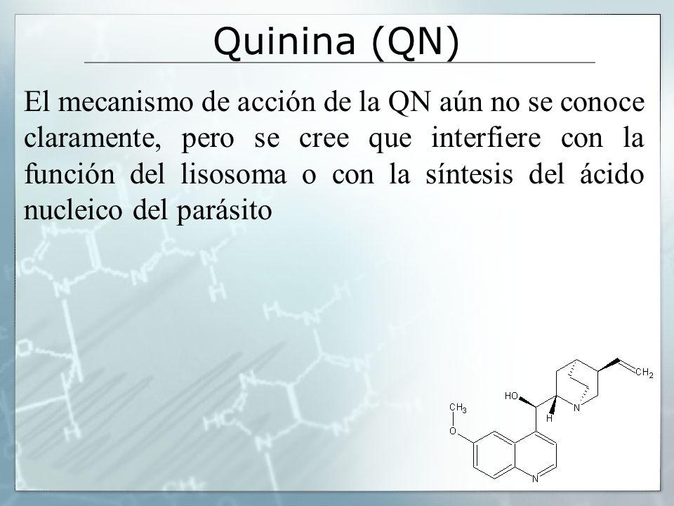 Quinina (QN)