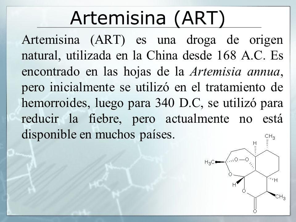 Artemisina (ART)