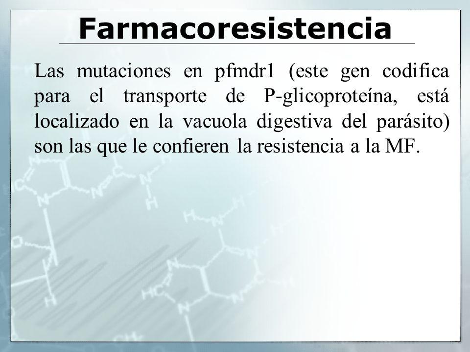 Farmacoresistencia