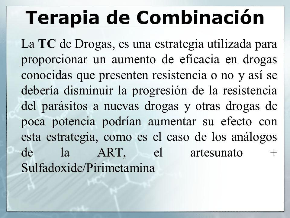 Terapia de Combinación
