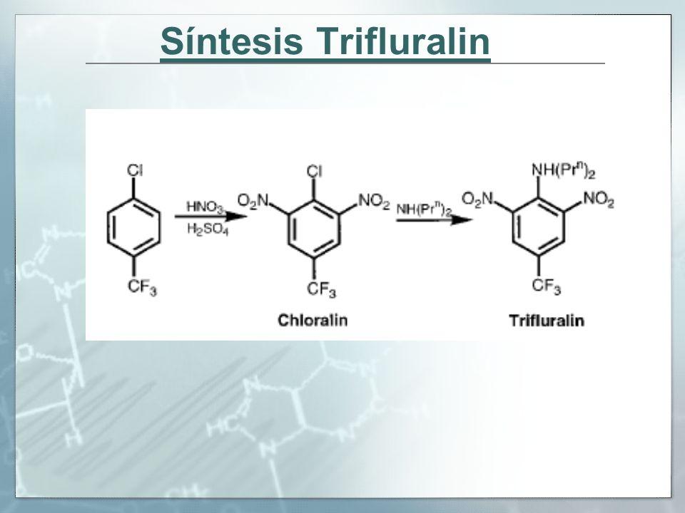 Síntesis Trifluralin