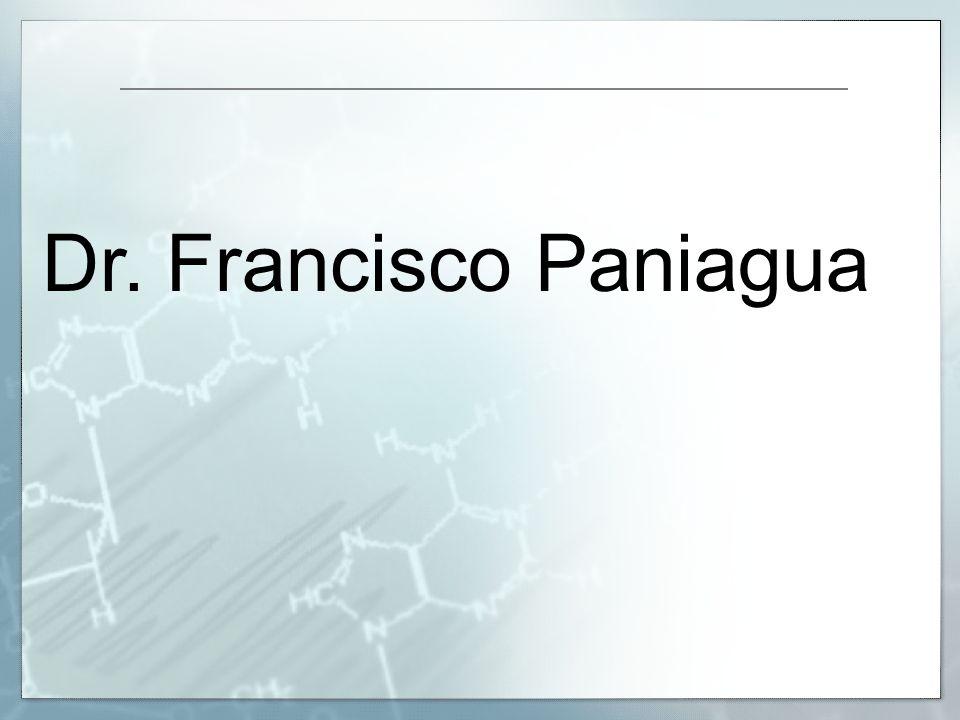Dr. Francisco Paniagua