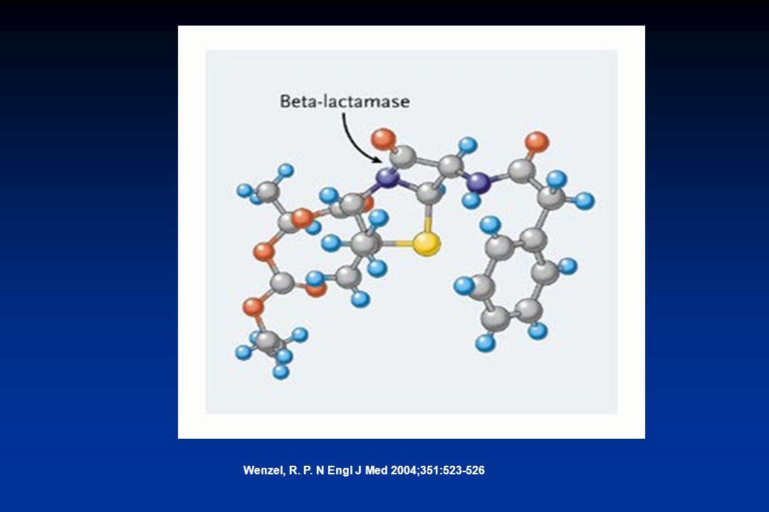Wenzel, R. P. N Engl J Med 2004;351:523-526