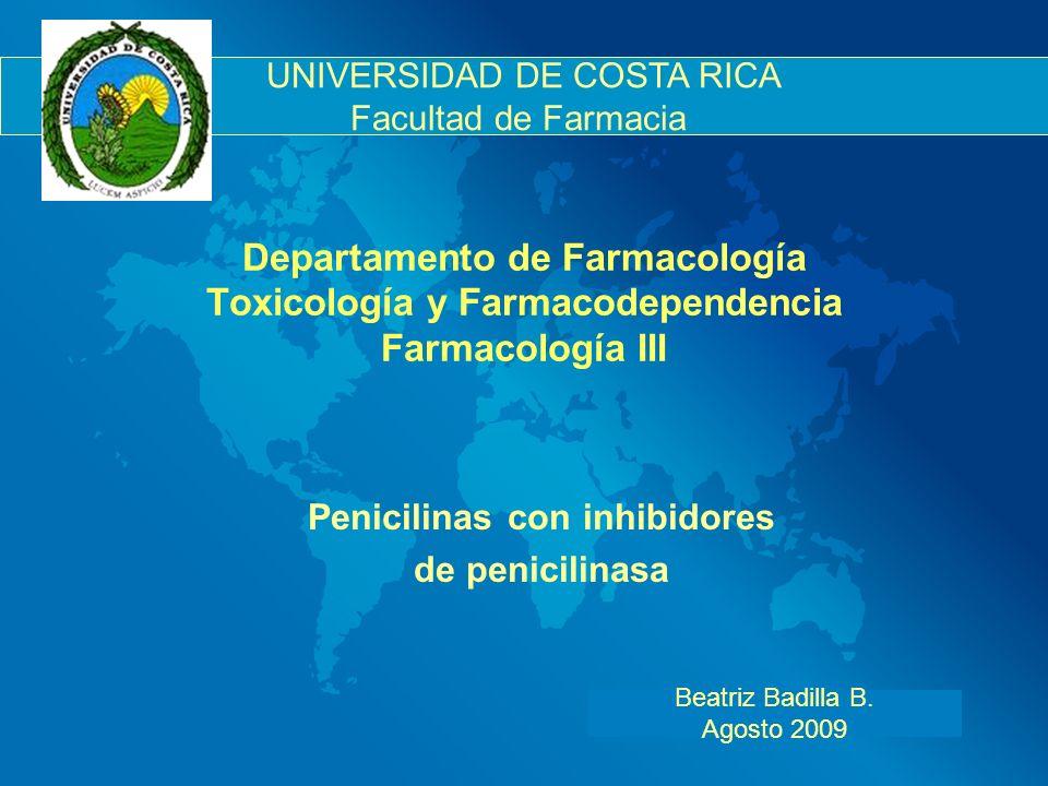 Penicilinas con inhibidores de penicilinasa
