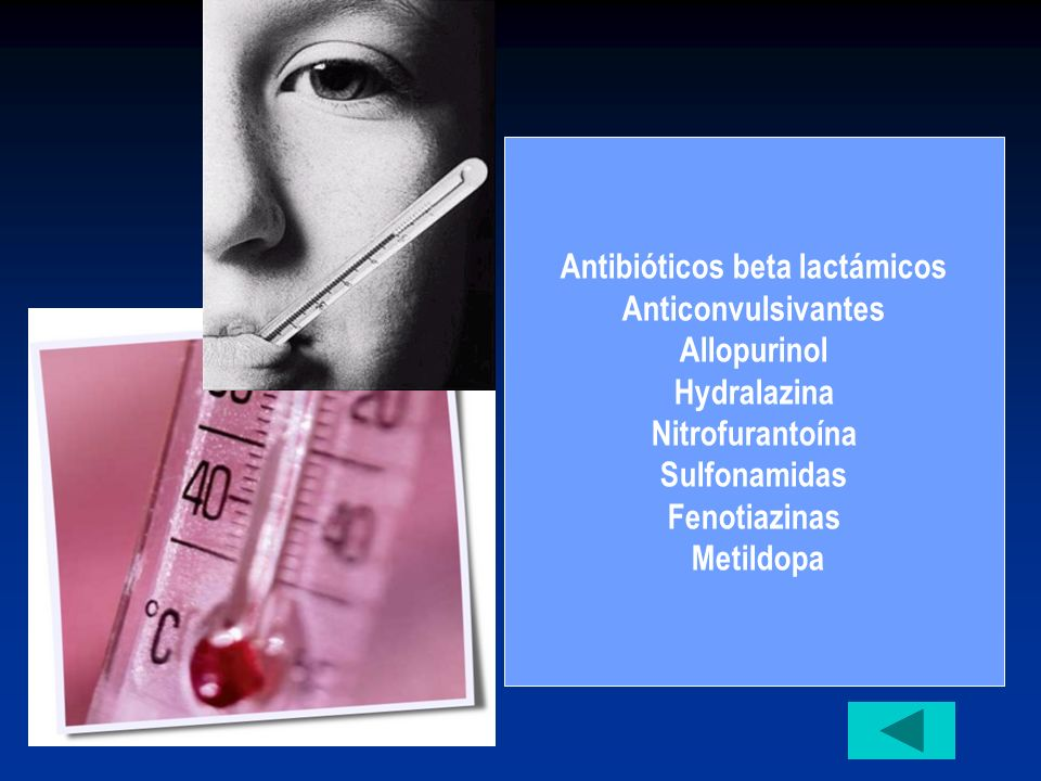Antibióticos beta lactámicos