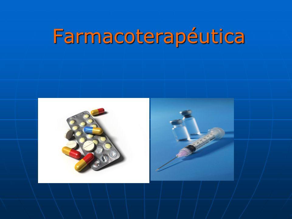 Farmacoterapéutica