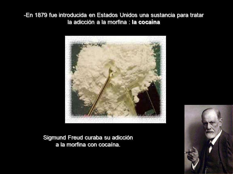 En 1879 fue introducida en Estados Unidos una sustancia para tratar