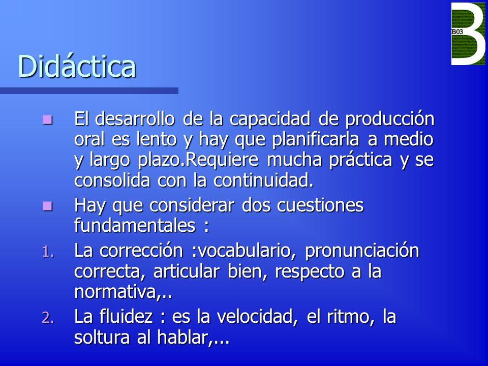 Didáctica
