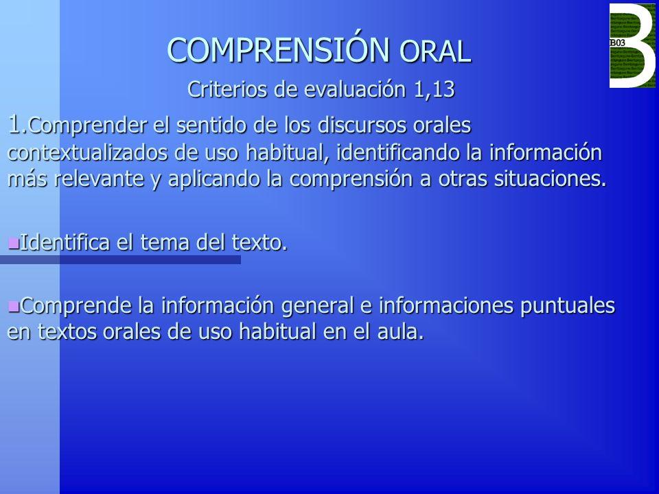 Criterios de evaluación 1,13