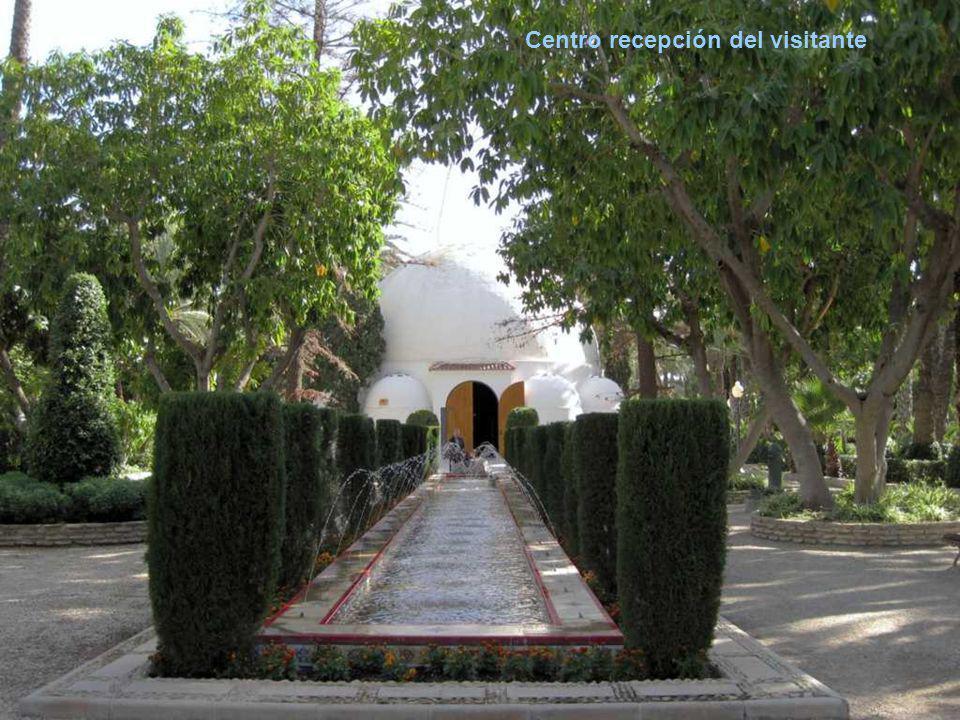 Centro recepción del visitante