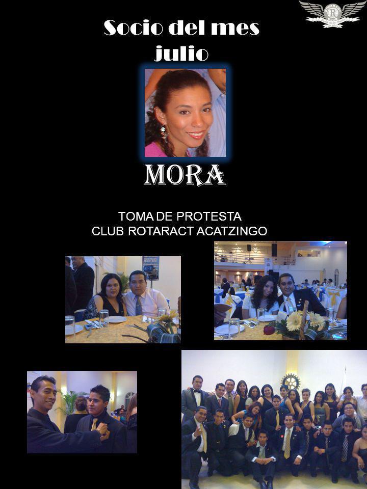 CLUB ROTARACT ACATZINGO