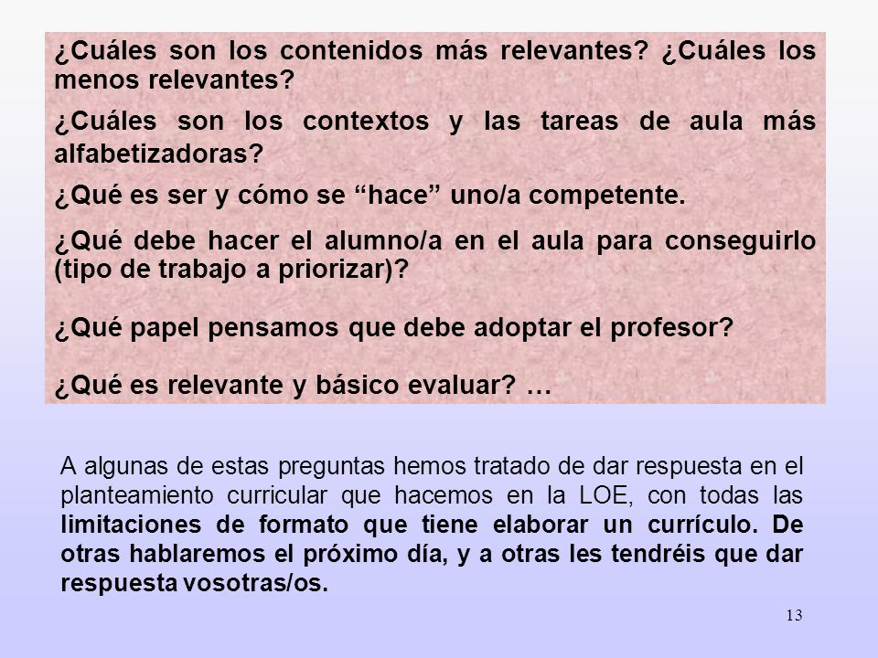 ¿Cuáles son los contextos y las tareas de aula más alfabetizadoras