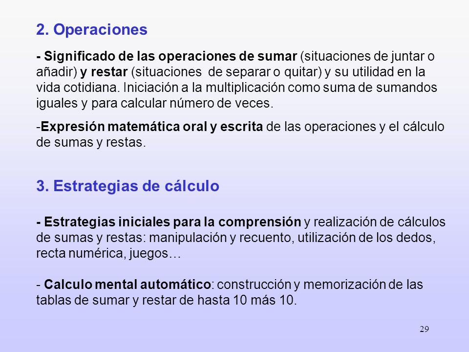 3. Estrategias de cálculo