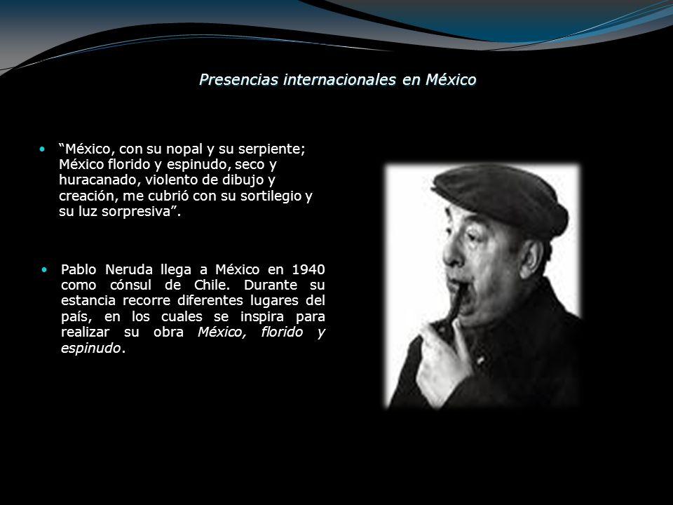 Presencias internacionales en México