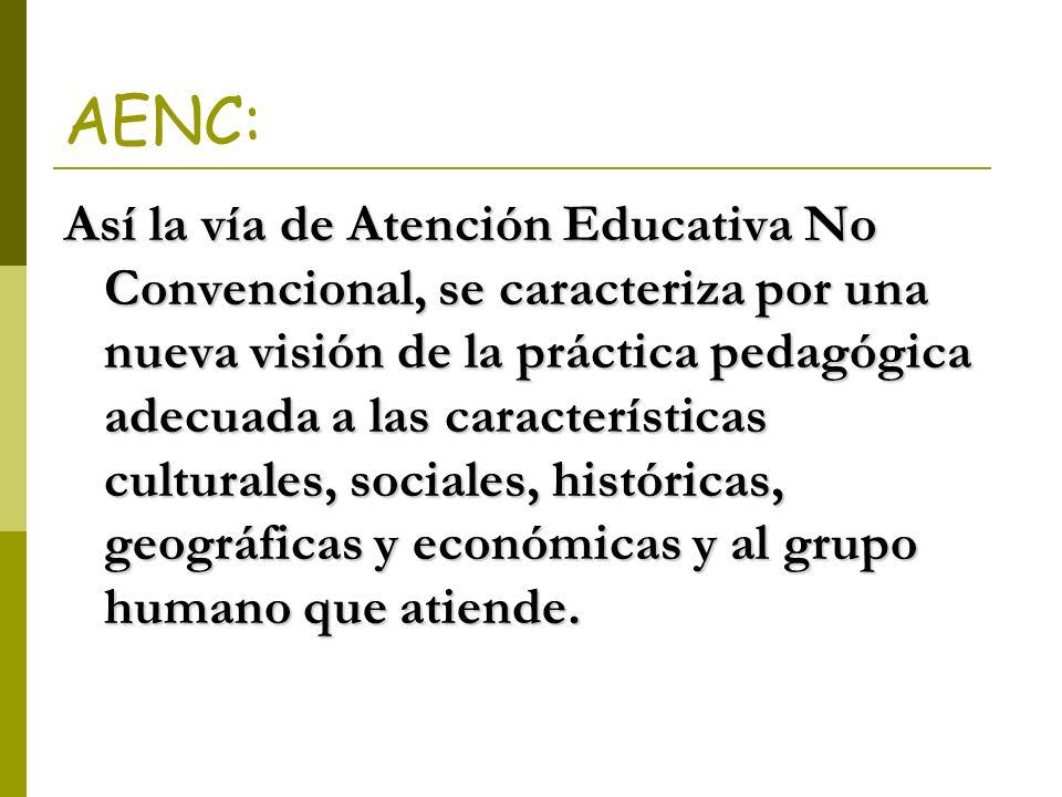 AENC: