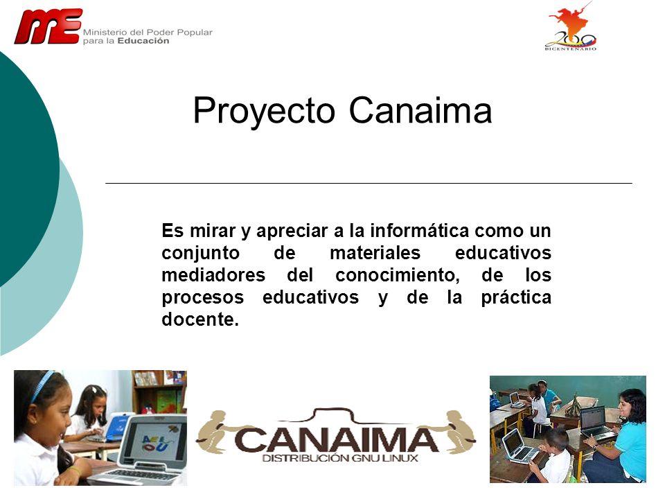 Proyecto Canaima