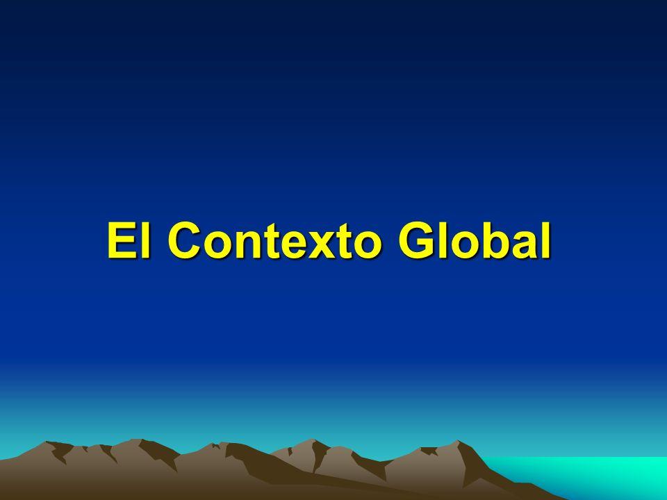 El Contexto Global
