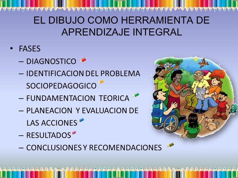 FASES DIAGNOSTICO IDENTIFICACION DEL PROBLEMA SOCIOPEDAGOGICO