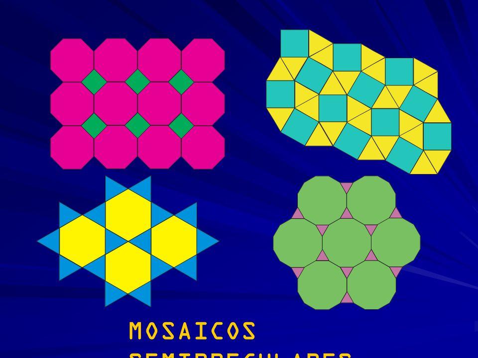 MOSAICOS SEMIRREGULARES
