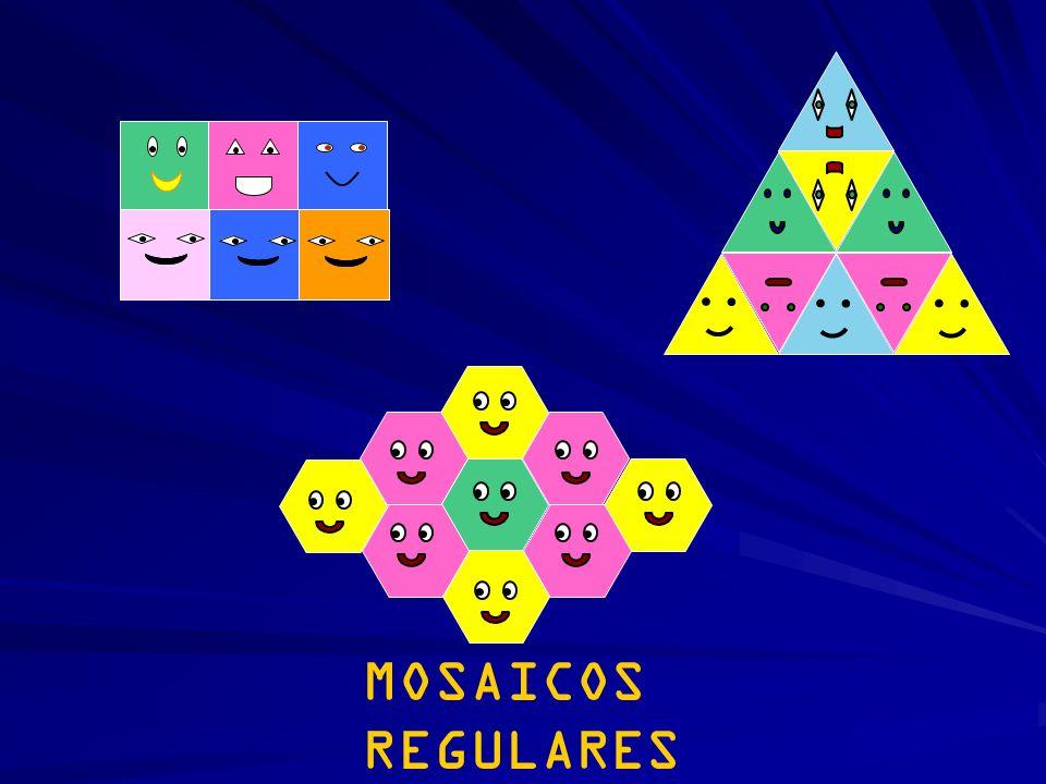 MOSAICOS REGULARES