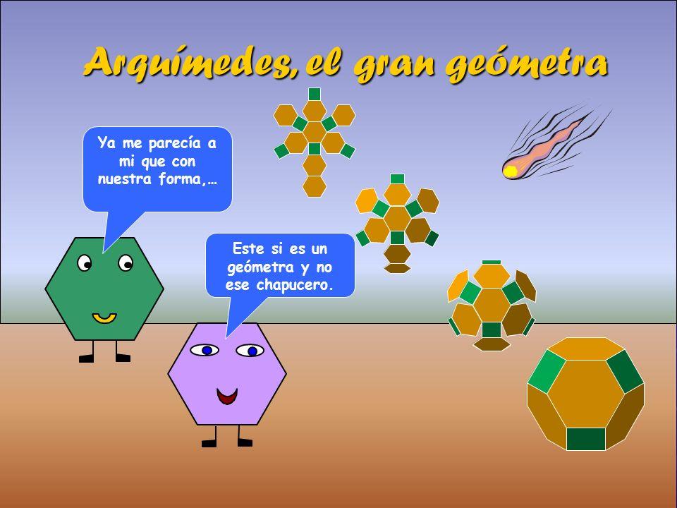 Arquímedes, el gran geómetra
