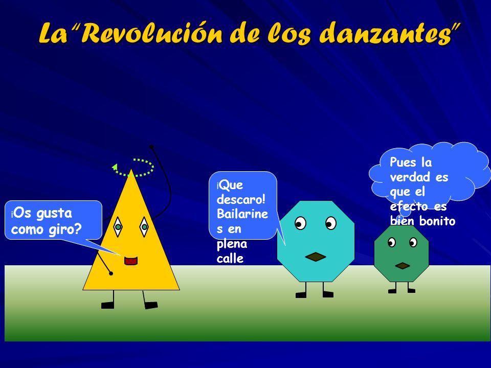 La Revolución de los danzantes