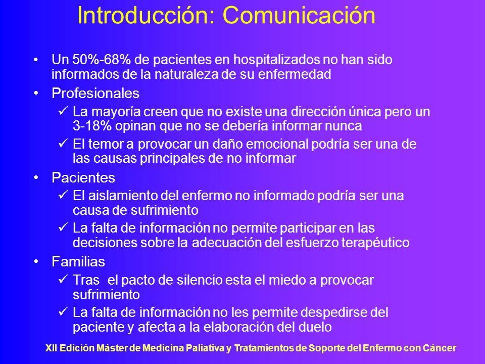 Introducción: Comunicación