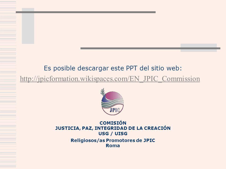 Es posible descargar este PPT del sitio web: