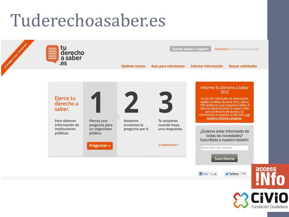 Tuderechoasaber.es