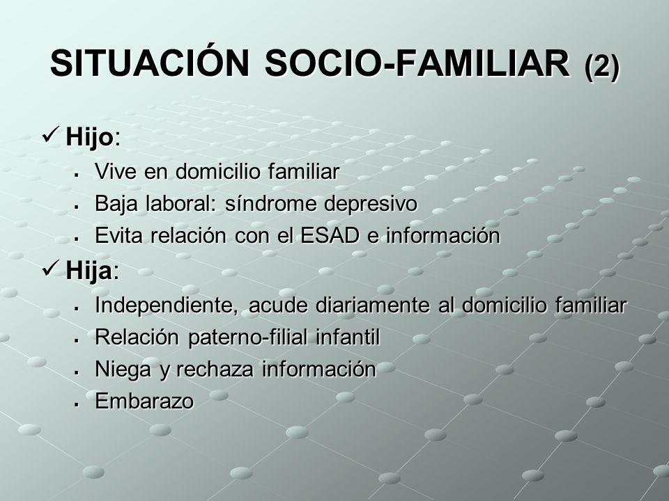 SITUACIÓN SOCIO-FAMILIAR (2)