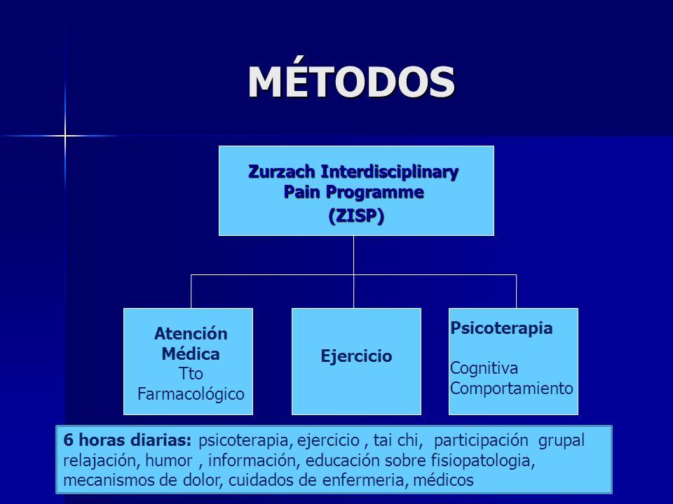 Zurzach Interdisciplinary Pain Programme