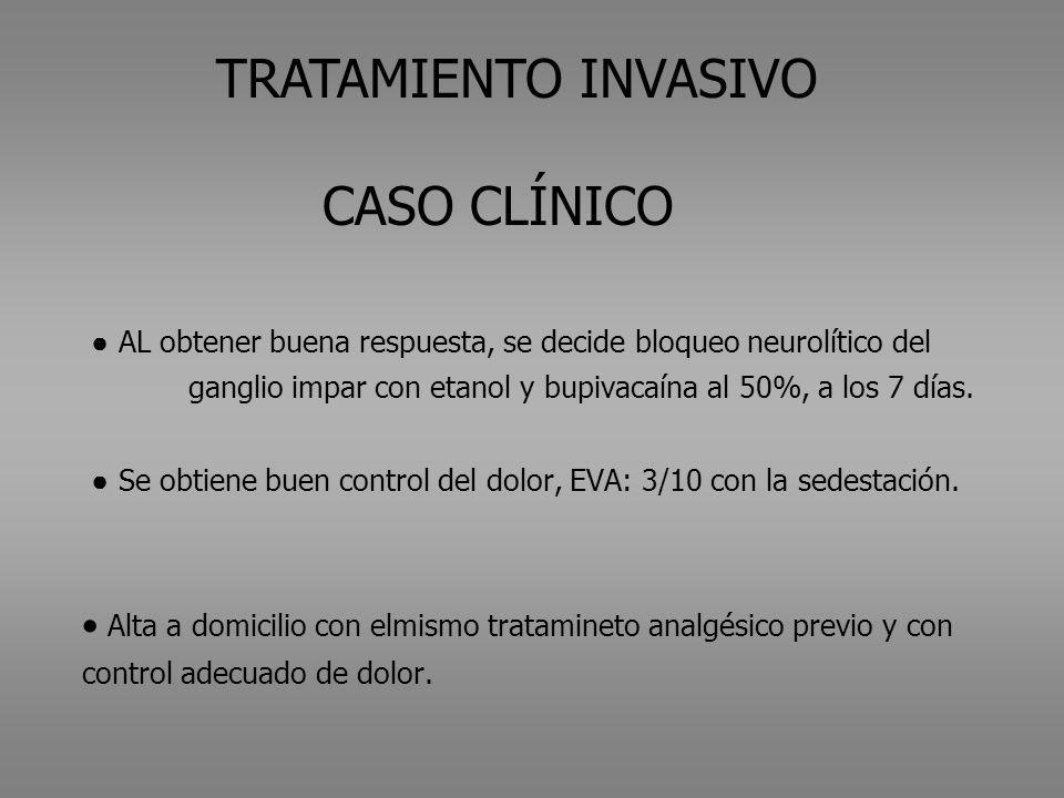 TRATAMIENTO INVASIVO CASO CLÍNICO