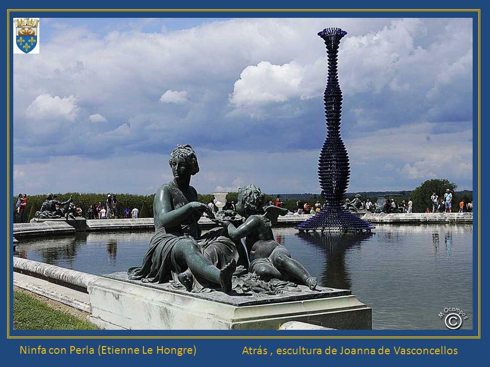 Ninfa con Perla (Etienne Le Hongre)