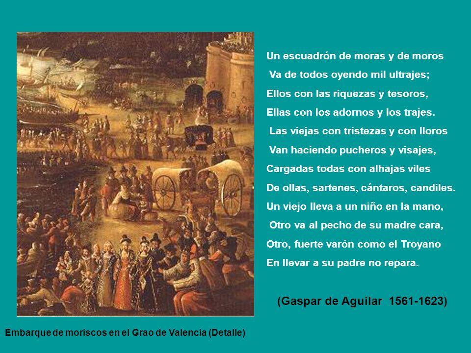 (Gaspar de Aguilar 1561-1623) Un escuadrón de moras y de moros