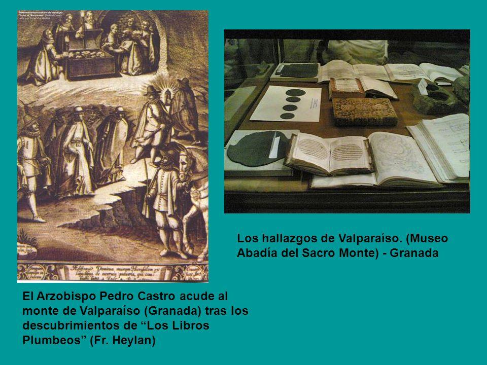 Los hallazgos de Valparaíso. (Museo Abadía del Sacro Monte) - Granada